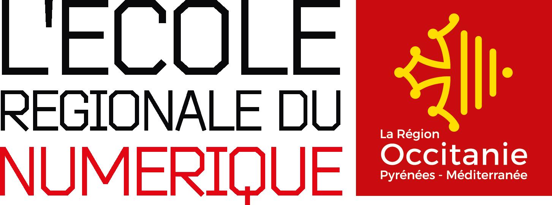 label Ecole Régionale du Numérique